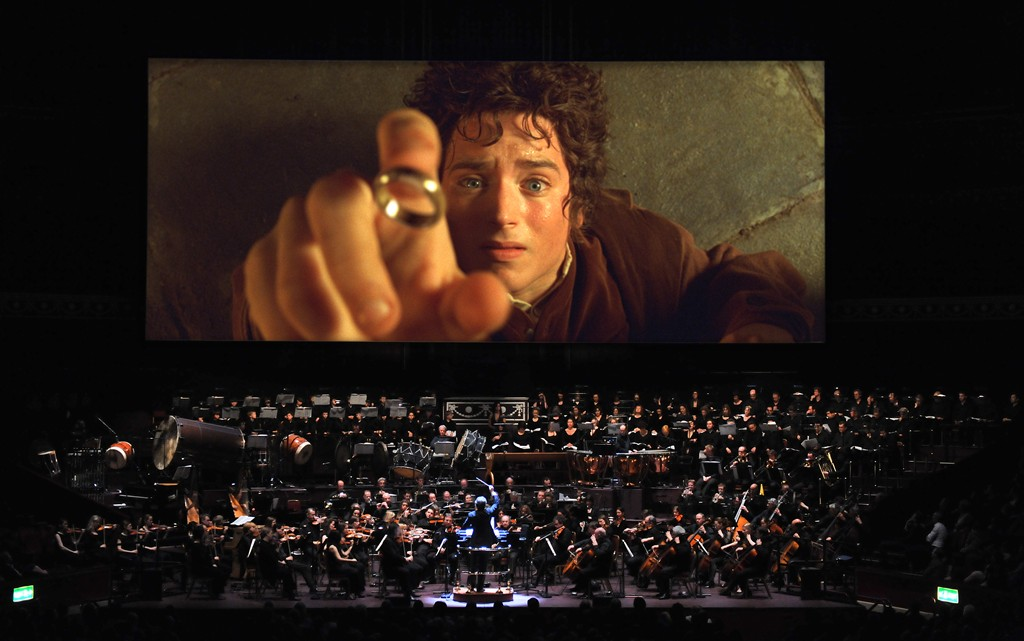 Lord Of The Rings In Concert