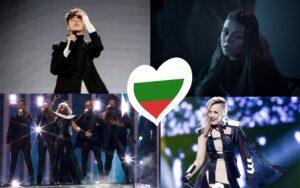 4 български песни в чарта на най-любимите песни от Евровизия