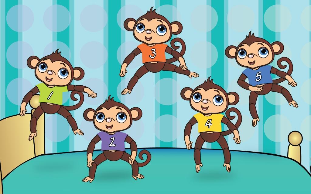 5 маймунки
