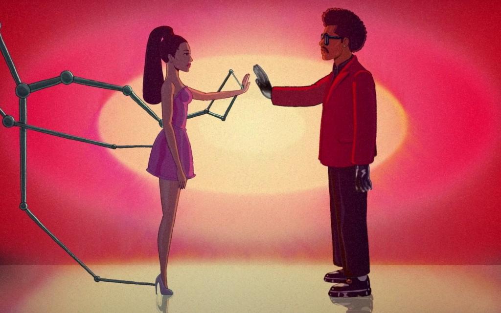The Weeknd и Ариана Гранде